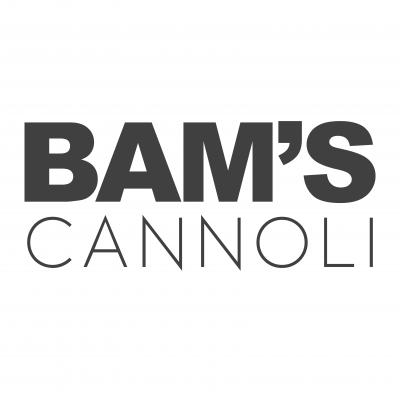 Bam's Cannoli Logo