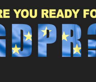 Ready For GDPR