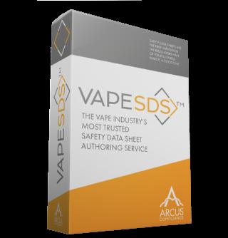 Vape SDS Box